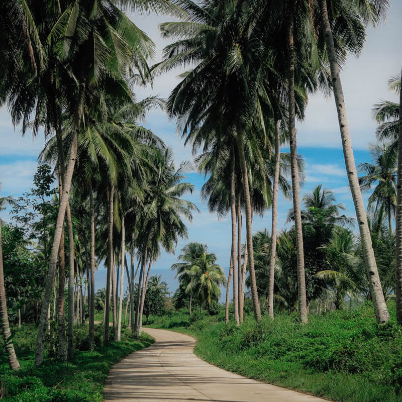 Philippines most beautiful country side