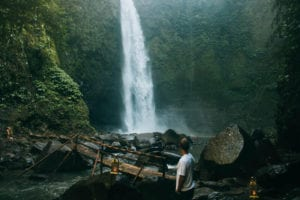 Bali's most beautiful northern waterfall