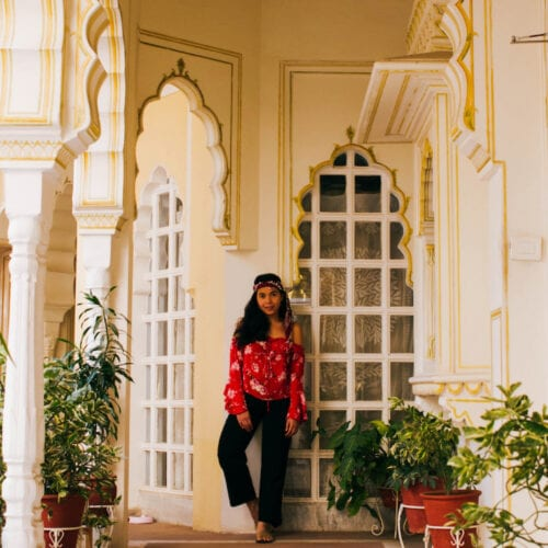 Alsisar Havie Jaipur, India