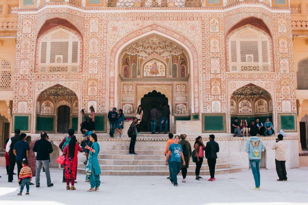 Jaipur the pink city