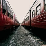 Colombo to Galle Train