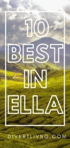 Places To Visit In Ella