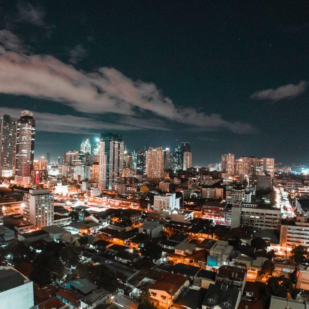 Shopping in Manila