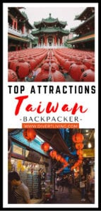 Taiwan Backpacker