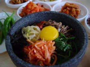 Cheap Korean Food