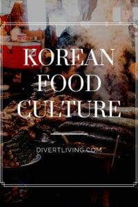 Korean Food Culture