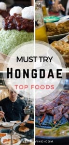 What to Eat in Hongdae