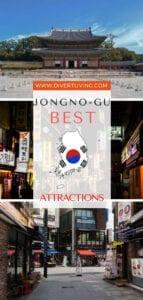 Jongno-gu Points of Interest