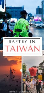 Is Taipei Safe